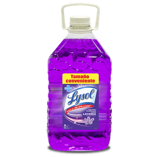 Lysol® Superficies Desinfectantes Lavanda 5 Lts