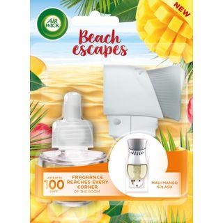 Elektrický osvěžovač vzduchu - strojek a náplň - Maui mango