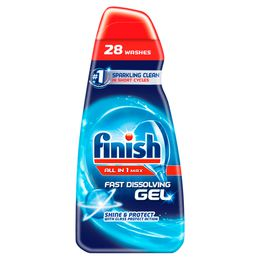 FINISH All In 1 Max Shine & Protect Gel