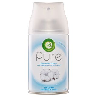 Air Wick Pure Freshmatic Refill Soft Cotton