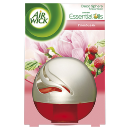 AIR WICK DECOSPHERE - FRAMBUESA