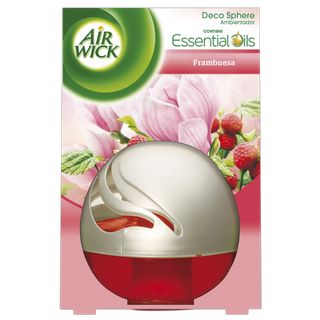 Air wick decosphere frambuesa