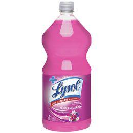 Lysol Superfices Desinfectante Flores de Jardín  1800 ml