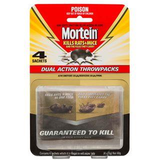 Mortein Dual Action Throwpacks