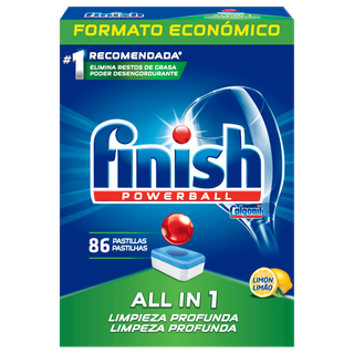 Finish detergente lavavajillas Original