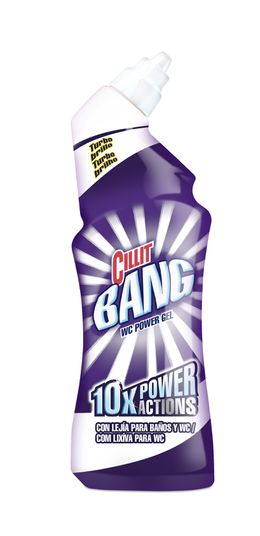 Cillit Bang WC Powergel con Lejía
