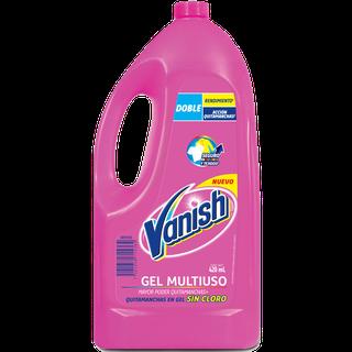 Vanish Gel Pink