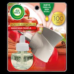 Air Wick® Eléctrico Aparato y Repuesto Manzana Canela 21 mL