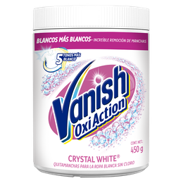 Vanish® Crystal White Polvo