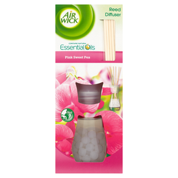 Air Wick Reed Diffuser - Pink Sweet Pea
