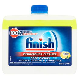 FINISH DISHWASHER CLEANER: LEMON