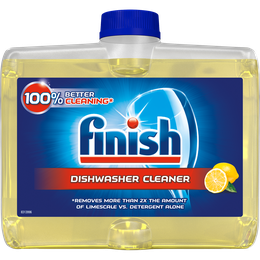 Finish Maskinrens lemon 250 ml.