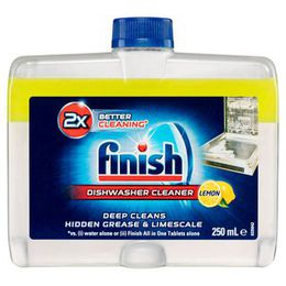 Finish Dishwasher Cleaner Lemon - Dual Action
