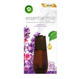 Lavender & Almond Blossom Scented Essential Mist® Diffuser Fragrance Refill