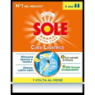 Sole Cura Lavatrice Limone