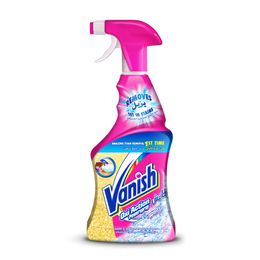 Vanish Oxi Action Carpet & Upholstery Pre-Treat Spray