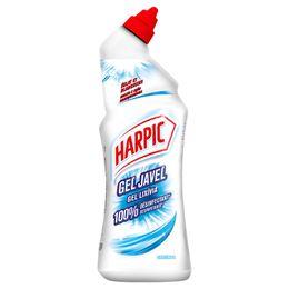 Harpic Gel Javel éclat et blancheur ⁽¹⁾⁽²⁾