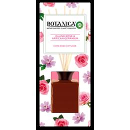 Botanica by Air Wick Reeds Island Rose & African Geranium 80ml