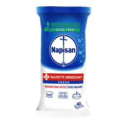 Salviette Igienizzanti Fresh