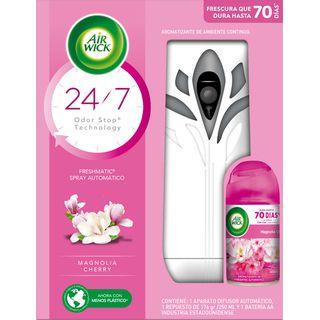 Air Wick® Freshmatic® Magnolia & Cherry Blossom Aparato + Repuesto 250 ml