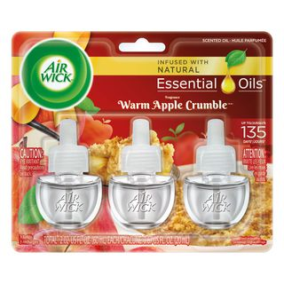WARM APPLE CRUMBLE SCENTED OIL (Triple)