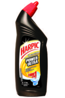 Harpic Power Ultra Fuerza Cítrica 750ml.