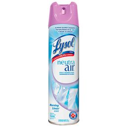 Lysol® Neutra Air Aerosol Desinfectante Eliminador de Olores - Morning Linen