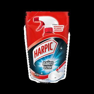 Harpic® BAÑOS ULTRA DOYPACK, 500ml
