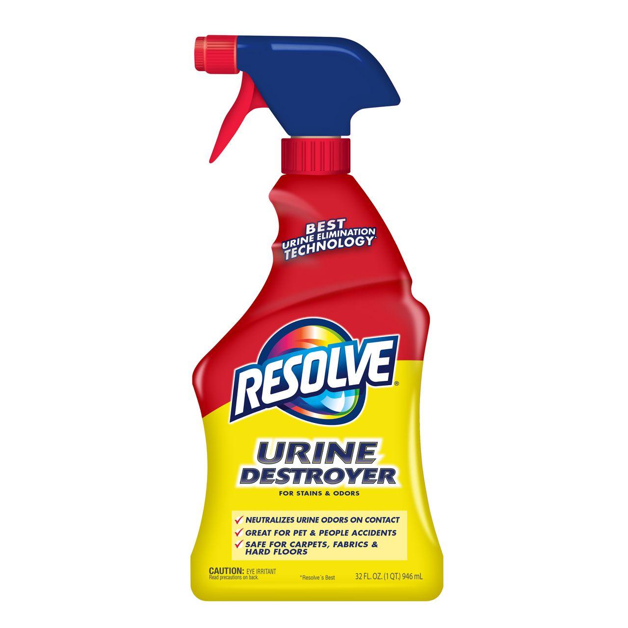 Resolve Urine Destroyer Resolve Us