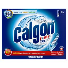 Calgon 3in1 Power Tabs 45er
