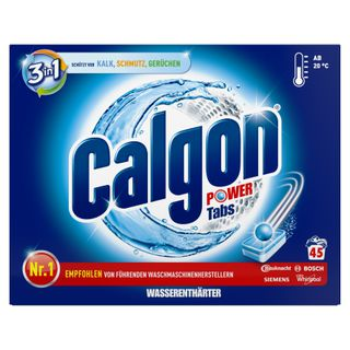 Calgon 3in1 Power Tabs 45er