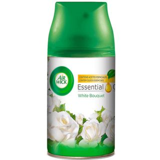 Airwick Freshmatic Essential Oils White Bouquet