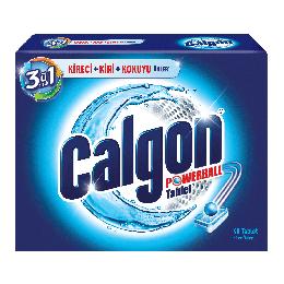 Calgon 3'ü 1 Arada Tablet