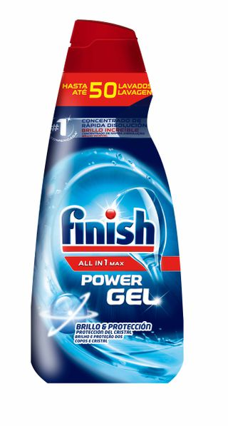 Power Gel Brilho e Protecao