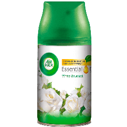 air wick freshmatic white bouquet