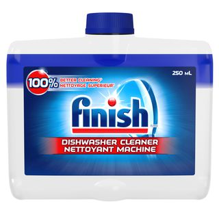 Finish® Dual Action™ Dishwasher Cleaner