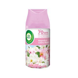 Freshmatic náplň do osvěžovače vzduchu - Magnolie a květy třešní