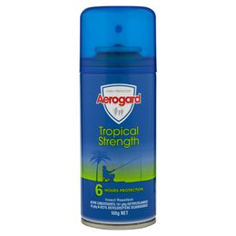 Aerogard Tropical Strength 100g