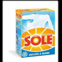 SOLE BUCATO A MANO IN POLVERE 380 g