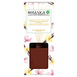 Botanica Bâtonnets Parfumés Magnolia de l'Himalaya & Vanille