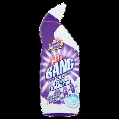 Cillit Bang Power Toilet Cleaner Germ Terminator