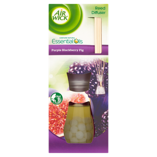Air Wick Reed Diffuser - Purple Blackberry Fig