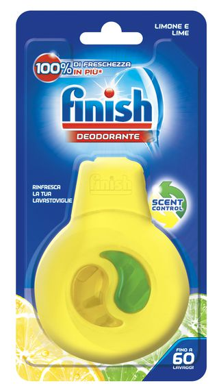 Finish Deodorante Limone