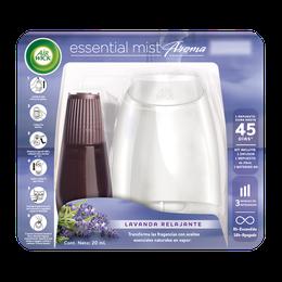 Air Wick® Essential Mist® Aparato y Repuesto Lavanda Relajante 20 mL