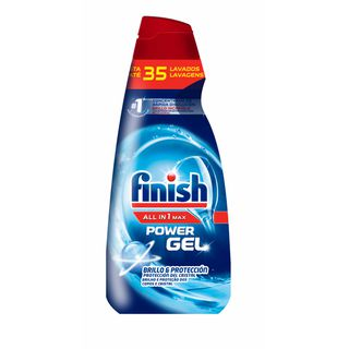 finish gel lavavajillas brillo