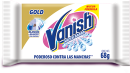 Vanish Super Barra White