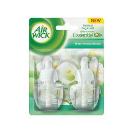 Električni osvežilec zraka polnilo Duo pack - Ivory Fresia Bloom