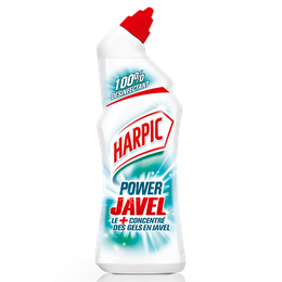 Harpic Gel Power Javel  ⁽¹⁾ ⁽²⁾