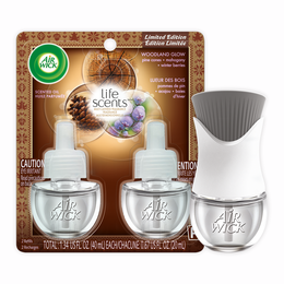Life Scents® Woodland Glow Scented Oil