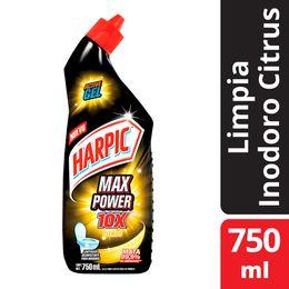 Harpic Max Power 10X Citrus 750ml.